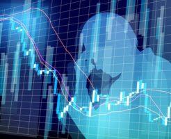 株価の暴落に悩む人